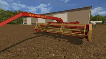 New Holland 116 Hydroswing Haybine v1.1 fs17