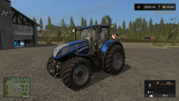 New Holland BLUEPOWER 290-315 v1.1 fs17