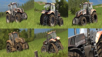 New Holland T8 Bronze Edition MR/DH fs17