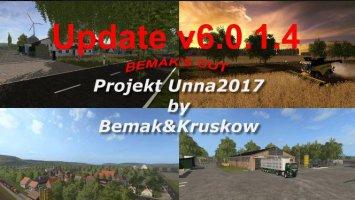 Projekt Unna 2017 6.0.1.4 Update fs17