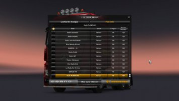 Radio World Music V0.1.0 ets2
