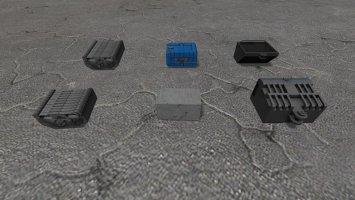 STEYR front Equipment Pack v2.1 fs17