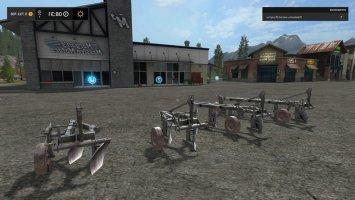 Unia plough pack fs17