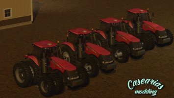 Case 380 USA fs17