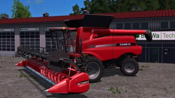 Case IH Axial-Flow X130 series fs17
