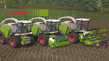 Claas Jaguar 900 Series V3.0 Final Beast fs17