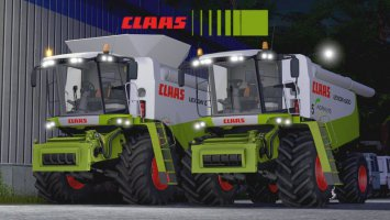 Claas Lexion 600 V2.0 Beast Full Pack fs17