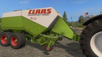 Claas Quadrant 2200 v0.9.1.7