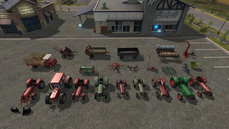 ls klassiker der landwirtschaft