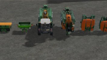 [FBM Team] Amazone Sprayer Pack fs17