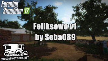 Feliksowo Map