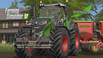 Fendt 1000 Vario Series V4 Final Update FS17