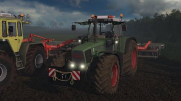 Fendt 800 Favorit V2