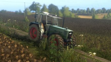FENDT FARMER 310/312 LSA TURBOMATIK V2