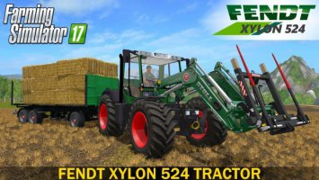 Fendt Xylon 524 v1.2