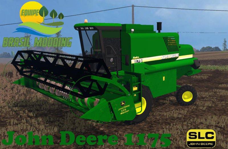 John Deere 1175 FS17