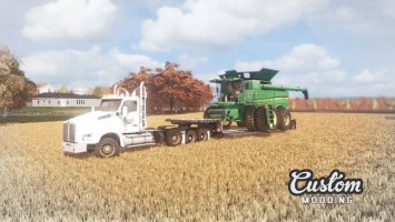 JOHN DEERE S600 US VERSION MODEL 2012 fs17