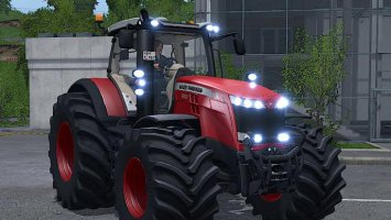 Massey Ferguson 8700 by Alex Blue v1.0.1.3 fs17