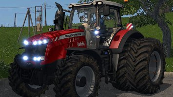 Massey Ferguson 8700 by Alex Blue v1.0.1.5 fs17