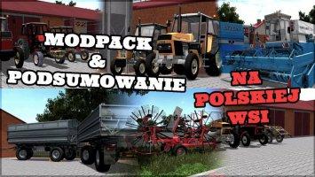 Modpack na polską wieś fs17