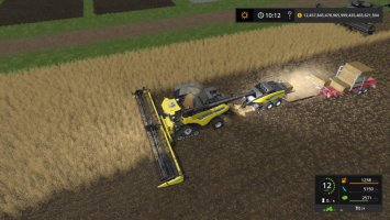 New Holland CR10 90 Pack v1.0 & Baler v1.3