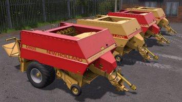New Holland D1000 UAL Compatible Baler V1.0.2 fs17