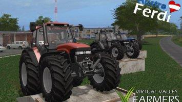 New Holland TM Serie fs17