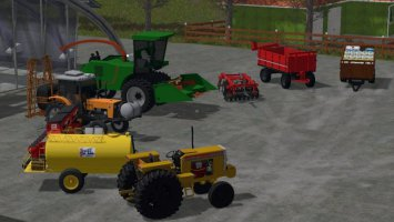 PACK MODS FS17 FBM