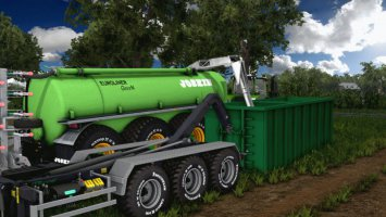 Gülle Container fs17
