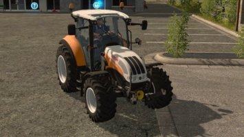 Steyr 4115 Multi Ecotronik fs17