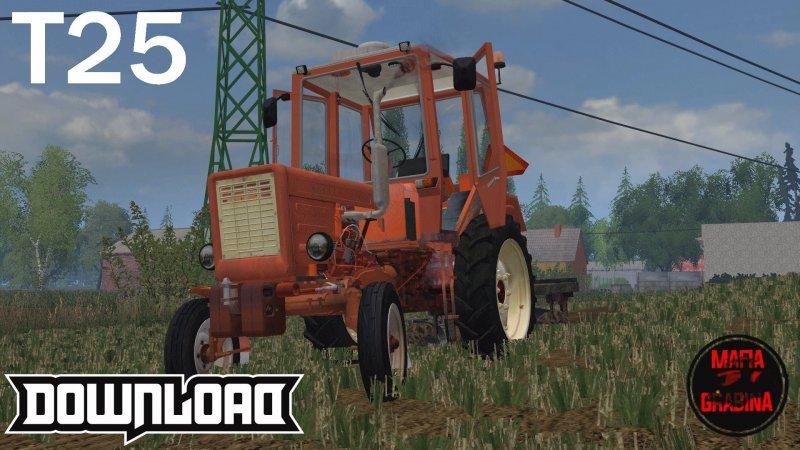 Vladimirec T25 LS15