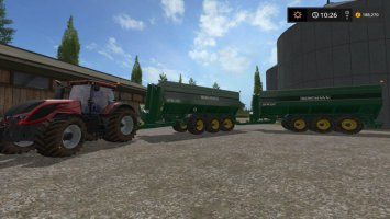 Bergmann GTW Auger Wagon update by Stevie fs17