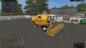 Bizon Z083 Gigant yellow