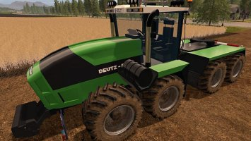 Deutz-Fahr Agro XXL Final fs17
