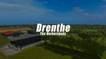 Drenthe Map v3.0.0.1 fs17