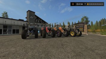 Fendt 900 Vario Multicolor + More Engine Upgrades