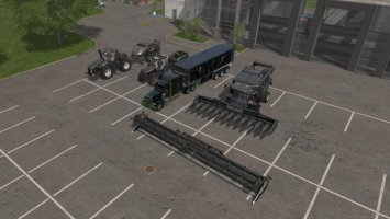 FS17 Bones Collection By Eagle355th fs17