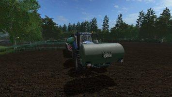 Goma Fronttank fs17