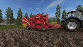 Grimme SE260 Potato harvester fs17