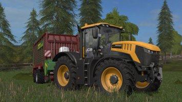 JCB Fastrac 8330 FS17