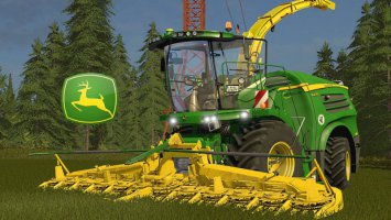 John Deere 8000 Series V4.0 Final Beast Pack fs17