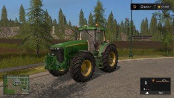 John Deere 8520 v3.0