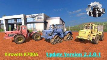 Kirovets 700A 2.2.0.1 fs17