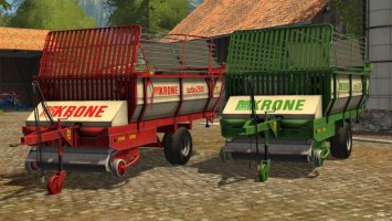 Krone Turbo 2500 v3 fs17