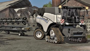 NEW HOLLAND CR 1090 PACK fs17