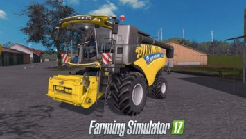 NEW HOLLAND CR 6.90 fs17