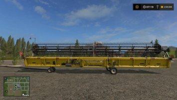New Holland SuperFlex Draper 45FT fs17