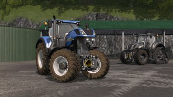 New Holland T7 fs17