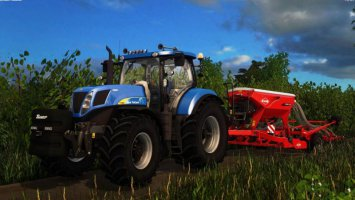 NEW HOLLAND T7000 SERIES