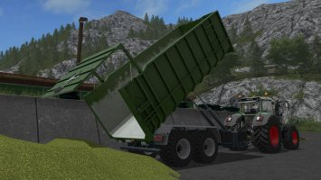 Roll-off container v1.0.0.1 fs17
